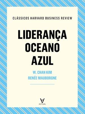 cover image of Liderança Oceano Azul