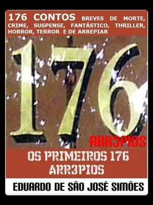 cover image of Arr3pios #14--Os Primeiros 176 Arr3pios (Versão Final)