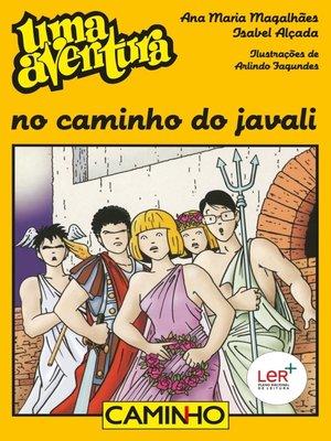 cover image of Uma Aventura no caminho do Javali