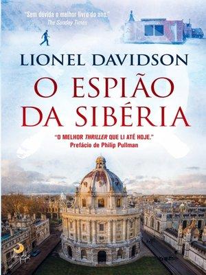 cover image of O Espião da Sibéria