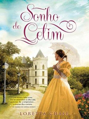 cover image of Sonho de Cetim