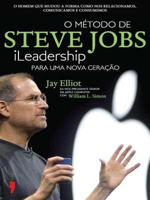 cover image of O Método de Steve Jobs