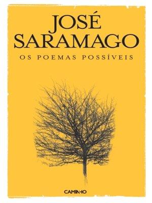 cover image of Os Poemas Possíveis