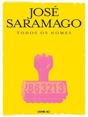cover image of Todos os Nomes