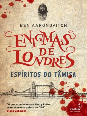 cover image of Enigmas de Londres