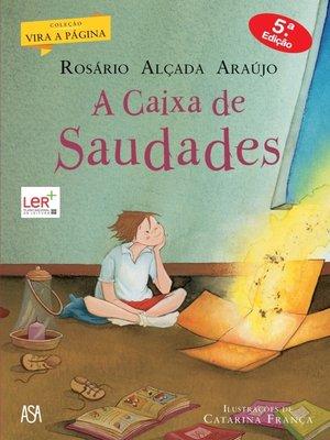 cover image of A Caixa de Saudades
