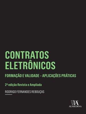 cover image of Contratos Eletrônicos