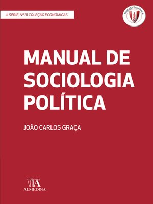 cover image of Manual de Sociologia Política