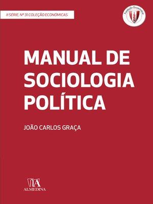 cover image of Manual de Sociologia Política