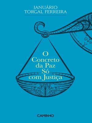 cover image of O Concreto da Paz Só com Justiça
