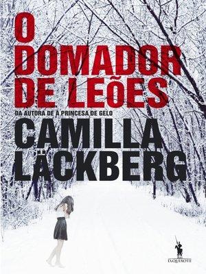 cover image of O Domador de Leões