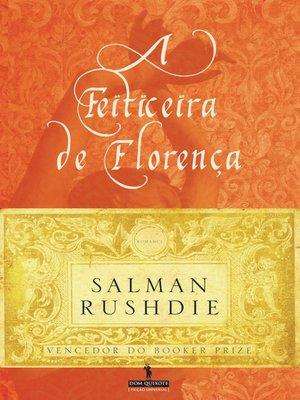 cover image of A Feiticeira de Florença
