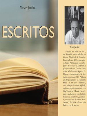 cover image of Escritos