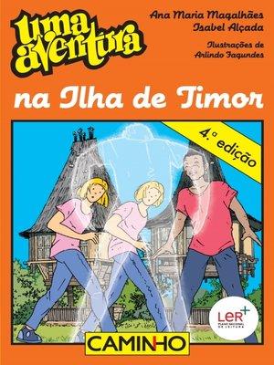 cover image of Uma Aventura na Ilha de Timor