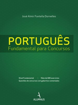 cover image of Português Fundamental para Concursos