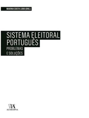 cover image of Sistema Eleitoral Português