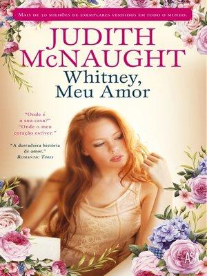 cover image of Whitney, Meu Amor