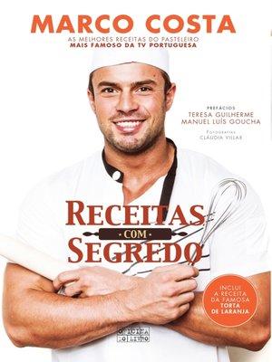 cover image of Receitas com Segredo