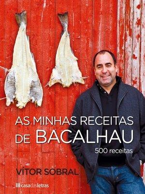 cover image of As Minhas Receitas de Bacalhau