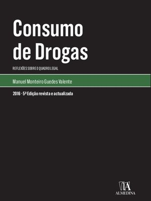 cover image of Consumo de Drogas