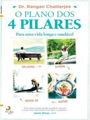 cover image of O Plano dos 4 Pilares