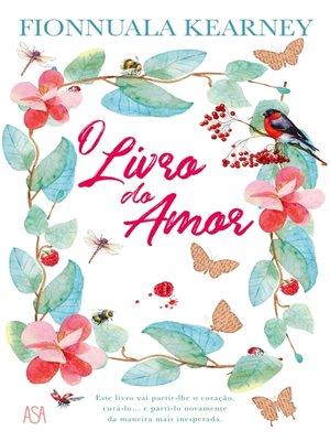 cover image of O Livro do Amor