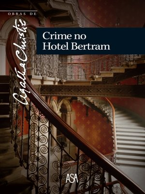 cover image of Crime no Hotel Bertram