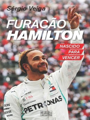 cover image of Furacão Hamilton