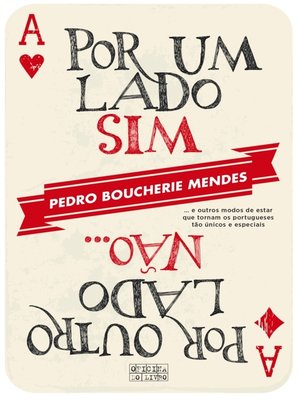 cover image of Por Um Lado Sim, Por Outro Lado Não