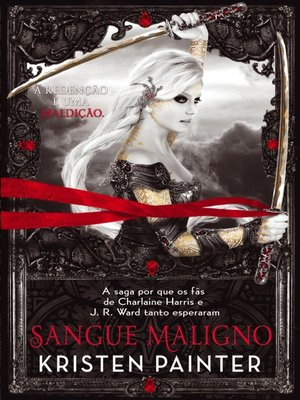 cover image of Sangue Maligno