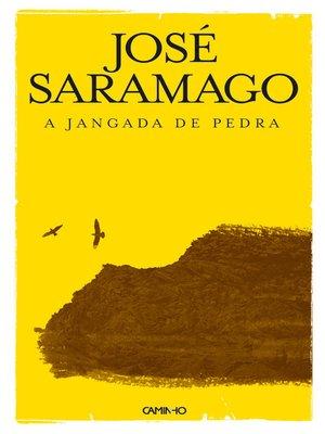 cover image of A Jangada de Pedra