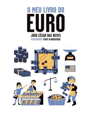 cover image of O Meu Livro do Euro
