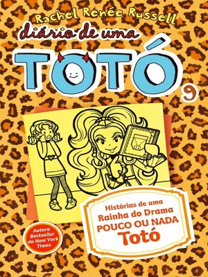 cover image of Diário de uma Totó 9