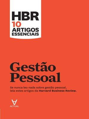 cover image of Gestão Pessoal