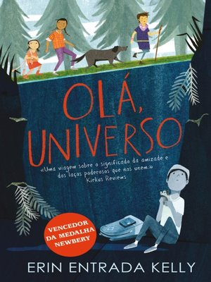 cover image of Olá, Universo