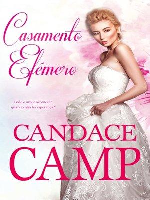 cover image of Casamento Efémero