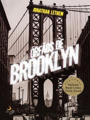 cover image of Órfãos de Brooklyn