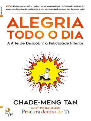 cover image of Alegria Todo o Dia
