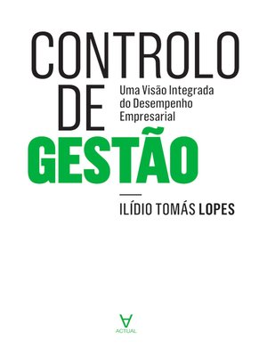 cover image of Controlo de Gestão