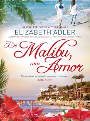 cover image of De Malibu, Com Amor