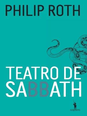 cover image of Teatro de Sabbath