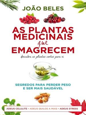 cover image of Plantas Medicinais que Emagrecem