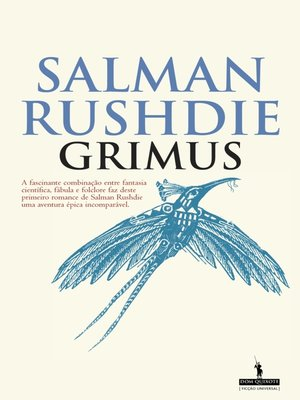 cover image of Grimus