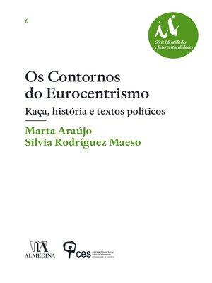 cover image of Os Contornos do Eurocentrismo