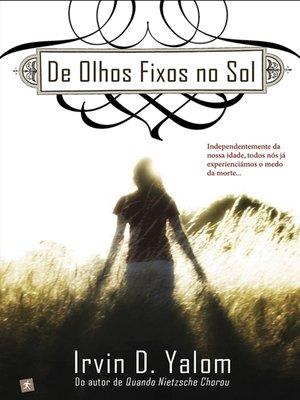 cover image of De Olhos Fixos no Sol