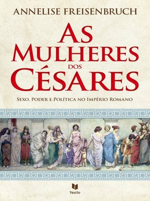 cover image of As Mulheres dos Césares