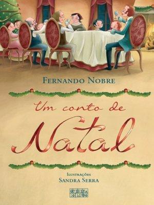 cover image of Um conto de Natal