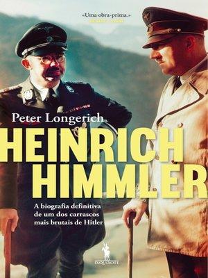 cover image of Heinrich Himmler
