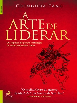 cover image of A Arte de Liderar
