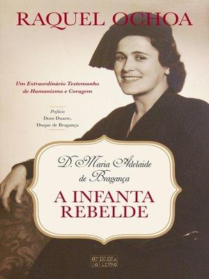 cover image of A Infanta Rebelde